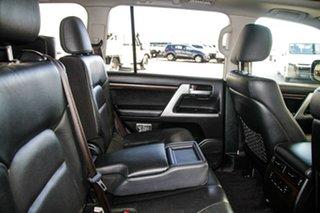 2015 Toyota Landcruiser VDJ200R MY16 VX (4x4) Crystal Pearl 6 Speed Automatic Wagon