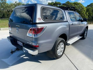 2013 Mazda BT-50 UP0YF1 XTR Grey 6 Speed Sports Automatic Utility