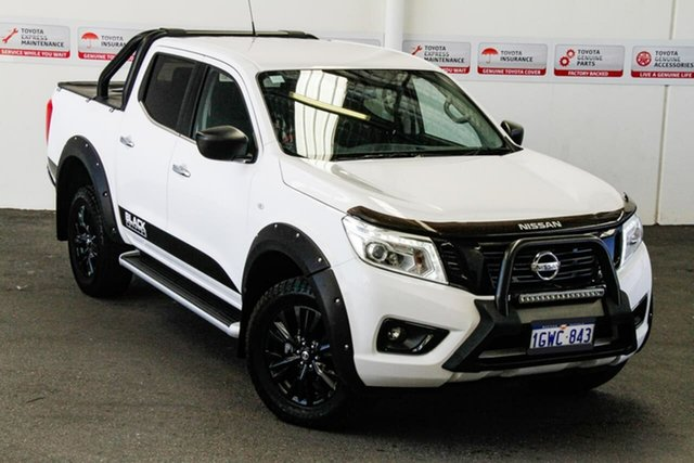 Pre-Owned Nissan Navara D23 Series III MY18 ST (4x4) Myaree, 2019 Nissan Navara D23 Series III MY18 ST (4x4) 7 Speed Automatic Dual Cab Pick-up