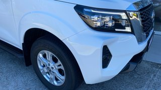 2020 Nissan Navara D23 MY21 ST 4x2 Solid White 7 Speed Sports Automatic Utility.
