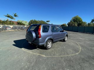 2003 Honda CR-V RD MY2003 4WD Blue 4 Speed Automatic Wagon