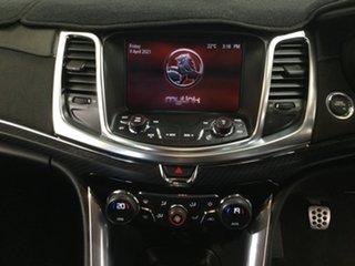 2015 Holden Commodore VF II MY16 SS V Redline White 6 Speed Manual Sedan