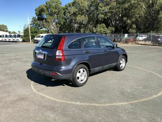 2009 Honda CR-V RE MY2007 4WD Blue 5 Speed Automatic Wagon.