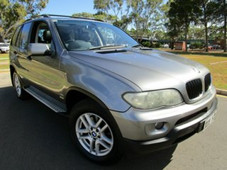 2004 BMW X5 E53 3.0I Grey 5 Speed Auto Steptronic Wagon