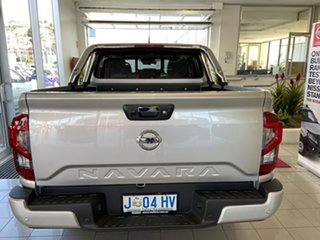 2020 Nissan Navara D23 MY21 ST-X Brilliant Silver 6 Speed Manual Utility