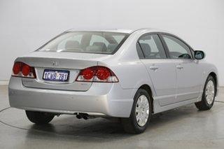 2008 Honda Civic 8th Gen MY08 VTi Silver 5 Speed Automatic Sedan