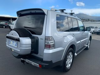 2007 Mitsubishi Pajero NS VR-X Silver 5 Speed Sports Automatic Wagon