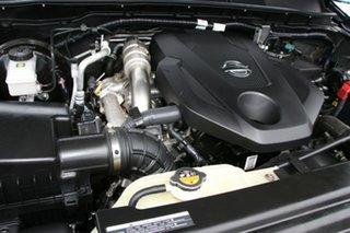 2016 Nissan Navara D23 Series II ST (4x4) Black 7 Speed Automatic Dual Cab Utility