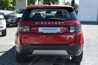 2020 Land Rover Discovery Sport L550 20.5MY S Red 9 Speed Sports Automatic Wagon