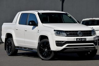 2020 Volkswagen Amarok 2H MY20 TDI580SE 4MOTION Perm White 8 Speed Automatic Utility.