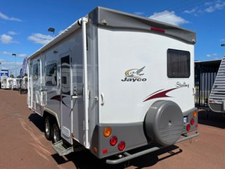 2010 Jayco Sterling (Ensuite) Caravan