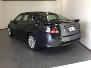 2011 Ford Falcon FG XR6 Grey 6 Speed Sports Automatic Sedan
