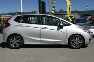 2016 Honda Jazz GF MY16 VTi-S Alabaster Silver 1 Speed Constant Variable Hatchback