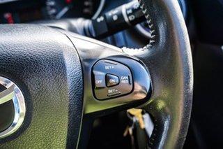 2014 Mazda BT-50 UP0YF1 XTR Silver 6 Speed Sports Automatic Utility