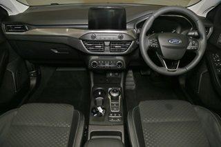 2020 Ford Focus SA 2020.25MY Titanium Blue 8 Speed Automatic Hatchback