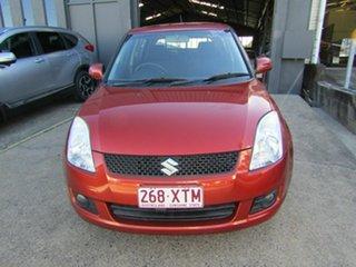 2009 Suzuki Swift RS415 S Orange 4 Speed Automatic Hatchback