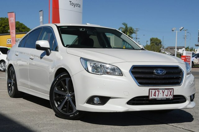 Pre-Owned Subaru Liberty B6 MY16 2.5i CVT AWD Albion, 2016 Subaru Liberty B6 MY16 2.5i CVT AWD 6 Speed Constant Variable Sedan