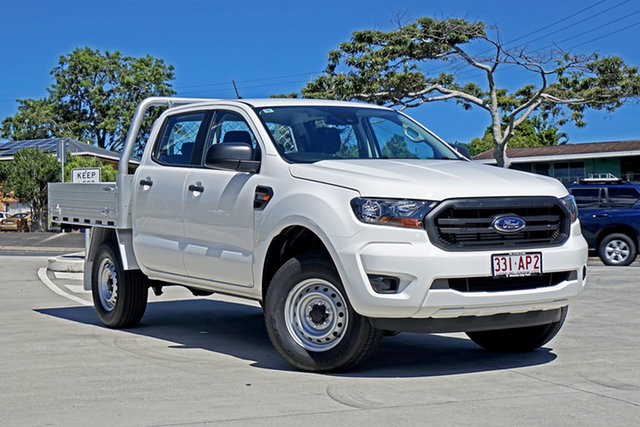 Used Ford Ranger Capalaba, RANGER 2021.25MY DOUBLE CC XL . 3.2L 6A 4X4