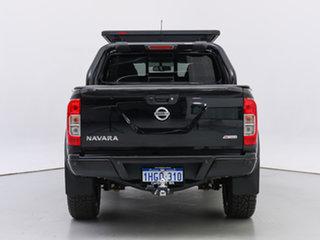2019 Nissan Navara D23 Series 4 MY20 N-Trek Special Edition (4x4) Black 7 Speed Automatic