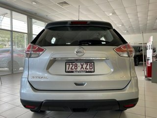 2016 Nissan X-Trail T32 ST X-tronic 2WD Brilliant Silver 7 Speed Constant Variable Wagon