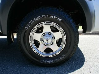 2009 Ford Ranger PJ XL Hi-Rider Silver 5 Speed Manual Cab Chassis