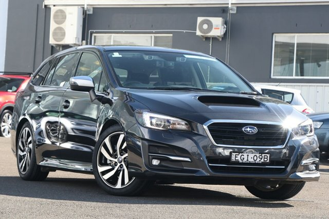Used Subaru Levorg V1 MY18 2.0 GT-S CVT AWD Brookvale, 2017 Subaru Levorg V1 MY18 2.0 GT-S CVT AWD Grey 8 Speed Constant Variable Wagon