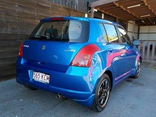 2007 Suzuki Swift RS415 Blue 4 Speed Automatic Hatchback