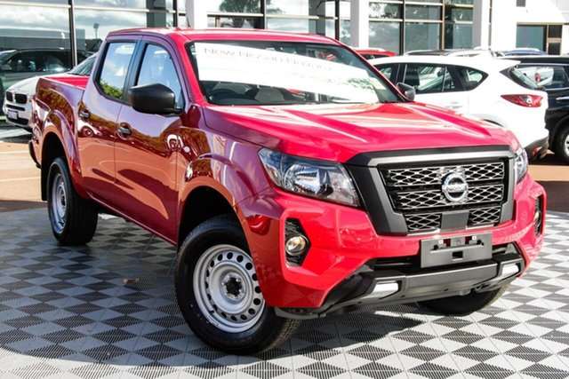 New Nissan Navara D23 MY21 SL Melville, 2021 Nissan Navara D23 MY21 SL Burning Red 6 Speed Manual Utility