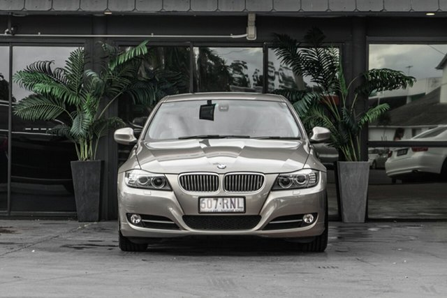 Used BMW 3 Series E90 MY1011 320i Steptronic Lifestyle Bowen Hills, 2011 BMW 3 Series E90 MY1011 320i Steptronic Lifestyle Beige 6 Speed Sports Automatic Sedan
