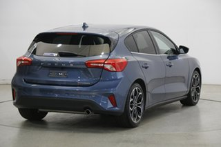 2020 Ford Focus SA 2020.25MY Titanium Blue 8 Speed Automatic Hatchback