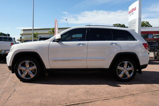 2011 Jeep Grand Cherokee WK Limited (4x4) White 5 Speed Automatic Wagon