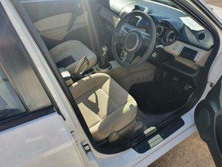 2011 Proton Gen 2 CM MY10 G White 5 Speed Manual Hatchback