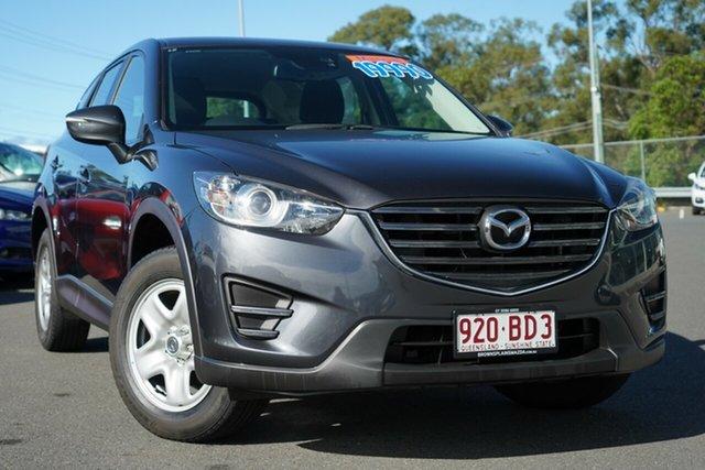 Used Mazda CX-5 KE1072 Maxx Hillcrest, 2016 Mazda CX-5 KE1072 Maxx Grey 6 Speed Manual Wagon