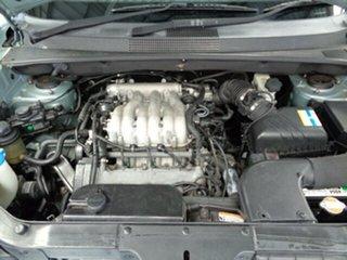 2008 Hyundai Tucson JM MY09 SX Blue 4 Speed Sports Automatic Wagon