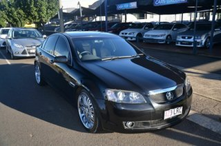 2009 Holden Commodore VE MY09.5 International Black 4 Speed Automatic Sedan.