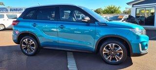 2020 Suzuki Vitara LY Series II Turbo 2WD Blue 6 Speed Sports Automatic Wagon
