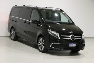 2019 Mercedes-Benz V250d 447 MY20 Avantgarde MWB Black 7 Speed Automatic G-Tronic Wagon