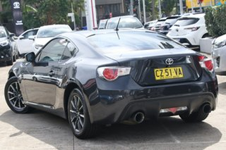 2014 Toyota 86 ZN6 MY14 GT Tornado Grey 6 Speed Manual Coupe