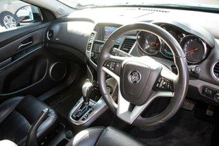 2013 Holden Cruze JH Series II MY13 SRi-V Blue 6 Speed Sports Automatic Sedan