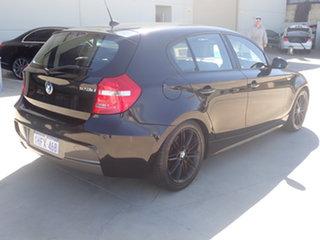 2011 BMW 123d E87 MY11 Black Magic 6 Speed Automatic Hatchback