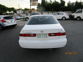 1999 Toyota Camry SXV20R CSi White 4 Speed Automatic Sedan