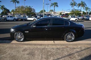 2009 Holden Commodore VE MY09.5 International Black 4 Speed Automatic Sedan