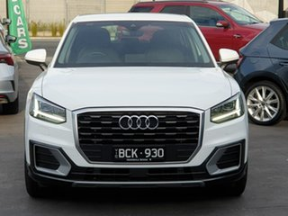 2019 Audi Q2 GA MY19 35 TFSI S Tronic design White 7 Speed Sports Automatic Dual Clutch Wagon.