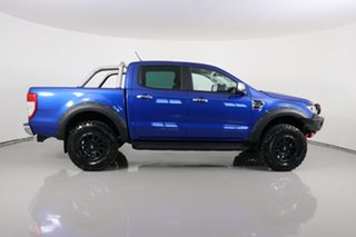 2020 Ford Ranger PX MkIII MY20.75 XLT 2.0 (4x4) Blue 10 Speed Automatic Double Cab Pick Up