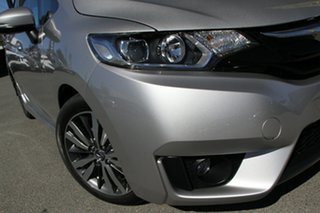 2016 Honda Jazz GF MY16 VTi-S Alabaster Silver 1 Speed Constant Variable Hatchback.