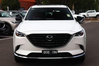 2021 Mazda CX-9 TC GT SP SKYACTIV-Drive Snowflake White 6 Speed Sports Automatic Wagon.