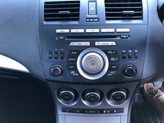 2011 Mazda 3 BL10F1 MY10 Maxx Blue 6 Speed Manual Hatchback