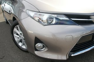 2014 Toyota Corolla ZRE182R Ascent S-CVT Grey 7 Speed Constant Variable Hatchback.