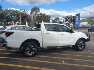 2018 Mazda BT-50 UR0YG1 XTR White 6 Speed Sports Automatic Utility