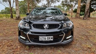 2016 Holden Commodore VF II MY16 SS V Redline Black 6 Speed Sports Automatic Sedan